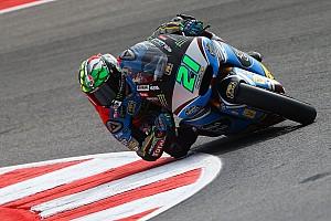 Moto2 Verslag vrije training Morbidelli stelt orde op zaken in derde Misano-training