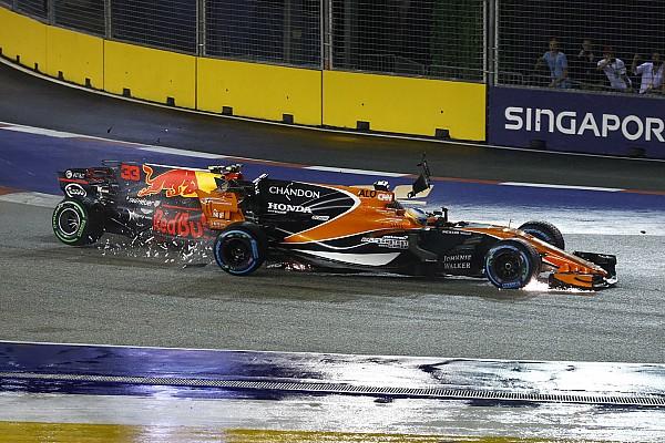 Формула 1 Honda була готова списати двигун Алонсо після Сінгапуру