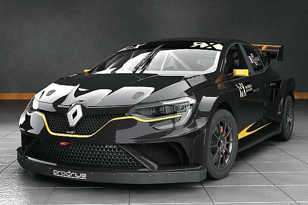 Чемпионская команда WRC построит машину Renault для ралли-кросса