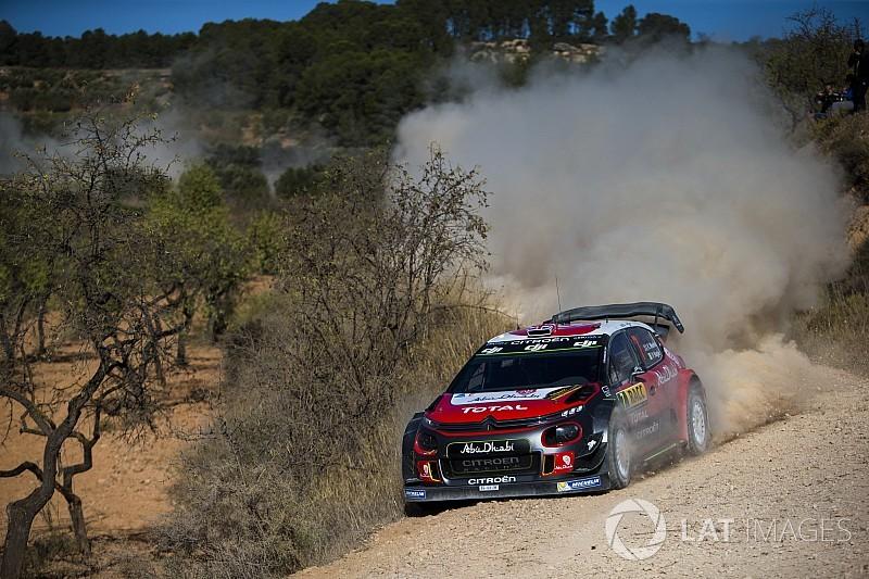 WRC Rallye Spanien: Befreiungsschlag von Citroen und Kris Meeke