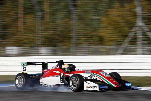 F3-Euro Ilot lidera un triplete de Prema
