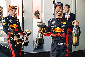 Formula 1 Breaking news Red Bull wants 2020 deals for Ricciardo, Verstappen
