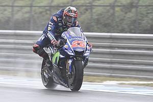 """MotoGP Noticias de última hora Viñales: """"En mojado hemos ido a peor durante todo el año"""""""