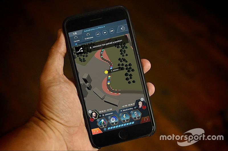 Motorsport lança game em que você gerencia seu próprio time