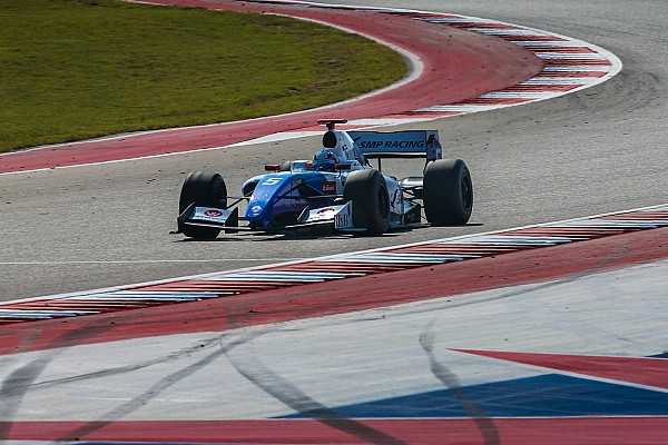 Orudzhev gana en la dramática segunda carrera de las V8 3.5 en Austin