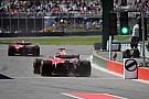Formel 1 2017 in Montreal: Die Startaufstellung in Bildern