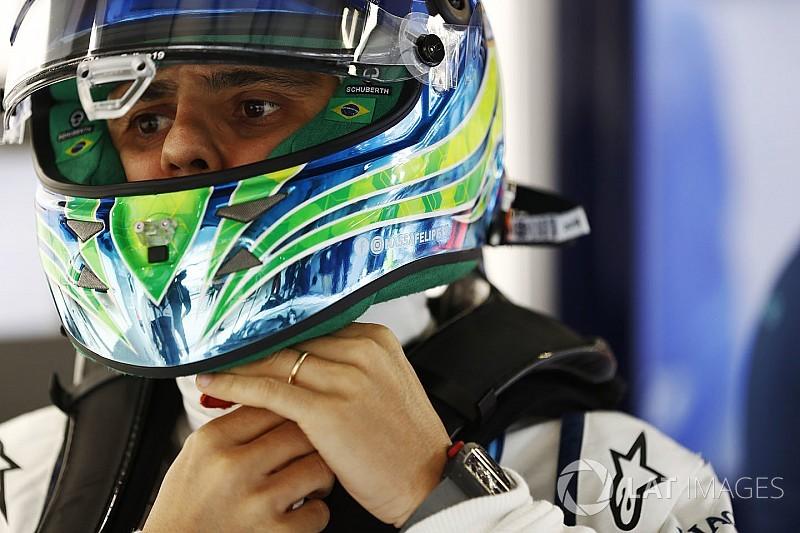 """Para Felipe Massa, Spa  es """"una de las mejores pistas de la F1"""""""