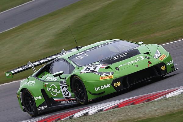 Blancpain Sprint Репортаж з гонки BSS у Брендс-Хетчі: перемога Lamborgini у кваліфікаційній гонці