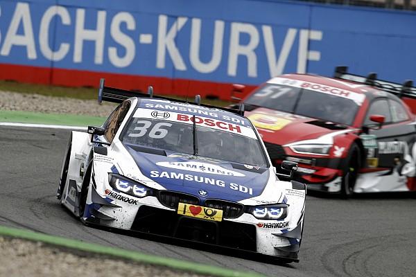 Maxime Martin porta al comando la BMW nelle Libere 3
