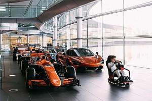Formula 1 Ultime notizie La McLaren mette in palio un posto al simulatore F.1 tra i
