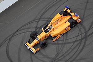 IndyCar Artículo especial Sigue en directo los entrenamientos libres de Indy 500 con Fernando Alonso