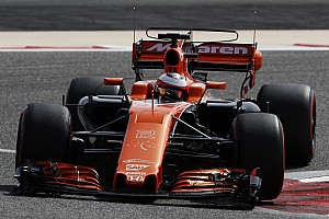 McLaren-Honda disfruta de su mejor día de 2017