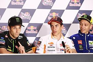 MotoGP Breaking news Marquez bela Zarco atas insiden dengan Rossi