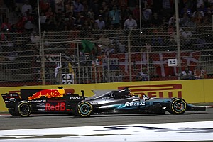 Формула 1 Новость Риккардо в начале гонки поверил в победу