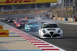 TCR Репортаж з гонки TCR у Бахрейні: Борковіч на Alfa Romeo тріумфує в другій гонці