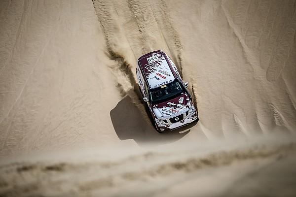 رالي قطر الصحراوي: عادل عبدالله سادسًا في فئة الـ