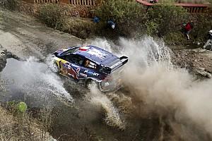 WRC News Ogier: Überhitzung der Motoren beim WRC-Lauf in Mexiko kritisch