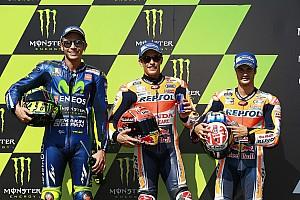 MotoGP Результати Стартова решітка Гран Прі Чехії