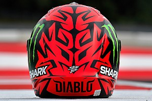MotoGP Важливі новини Лоренcо виступатиме в Австрії у шоломі «Диявол»