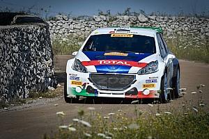 CIR Tappa Andreucci e Peugeot trionfano in Gara 1 al Rally del Salento