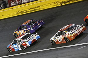 NASCAR Cup Comentario ¿Toyota arregló los fallos en Charlotte?