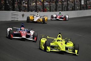 IndyCar Actualités Pagenaud espère que l'Indy 500 ne sera pas qu'une affaire d'aspiration
