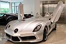 OTOMOBİL Rüya gibi Mercedes SLR Stirling Moss