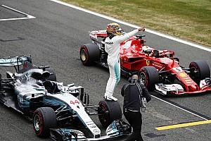 GP Inggris: Hamilton klaim pole di kandang, Vettel P3