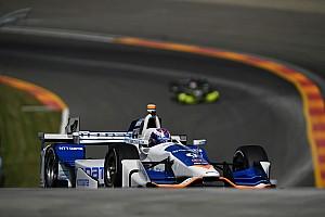 IndyCar Practice report Watkins Glen IndyCar: Dixon leads Power in second practice