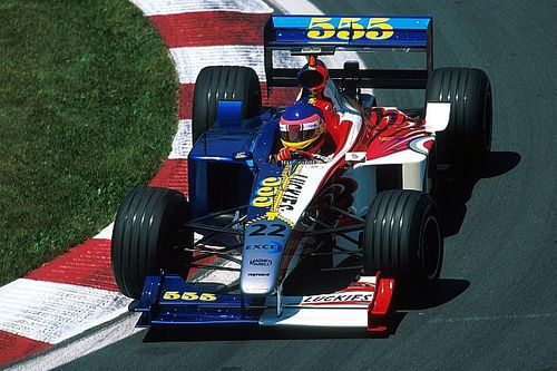 Gallery: F1 teams that became defunct in the last 25 years