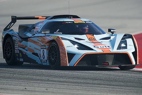 Mantella is KTM king in GTS Sprint
