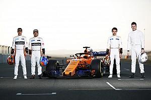 F1 2018: McLaren, Ferrari, Mercedes, Red Bull…