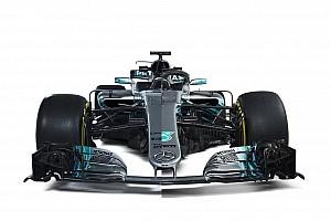 Fórmula 1 Análise Compare os carros da Mercedes de 2017 e 2018