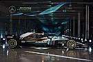 """F1 ハミルトン、新車W09に自信「僕たちのDNAが溶け込んだ""""芸術作品""""」"""