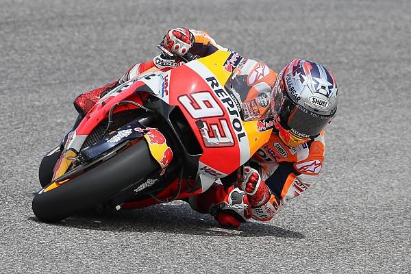 MotoGP Austin: Üçüncü antrenmanda lider Marquez