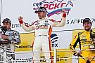TCR Russia: in Gara 2 a Fort Grozny arriva la prima gioia Volkswagen con Golikov