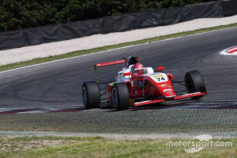 Brasileiros fazem corrida de recuperação em Hockenheim na F4