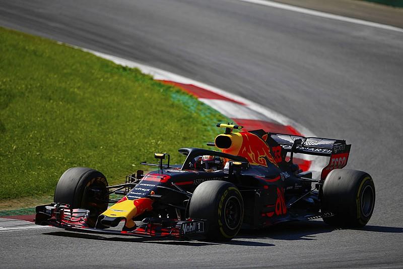 Avusturya'nın en hızlı pit stopu Red Bull'dan geldi
