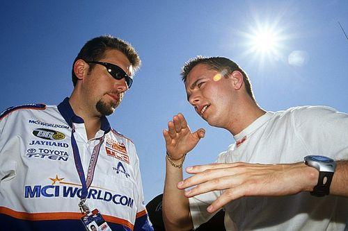 Chip Ganassi Racing's Nick Harvey enjoys moonlighting as a novelist