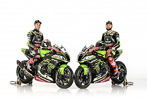 World Superbike Breaking news Kawasaki unveils 2018 WSBK contender