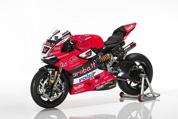 WSBK Топ список Галерея: новий мотоцикл Супербайка Ducati
