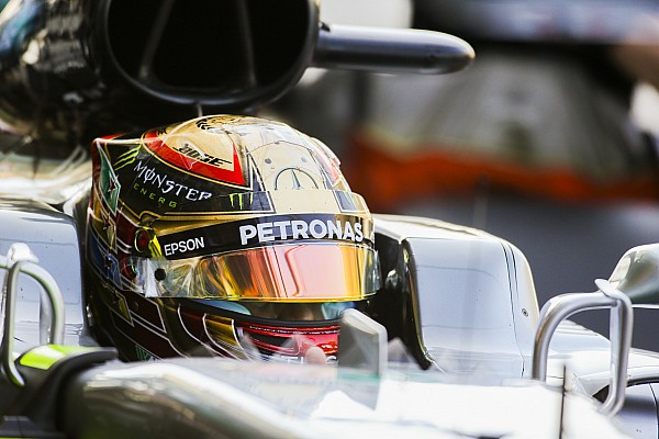 Formula 1 Breaking news Hamilton expects to continue in F1 until 2020