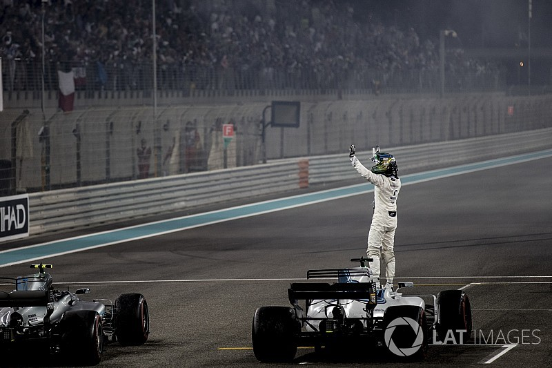 马萨专栏:挥别F1不等于结束赛车生涯