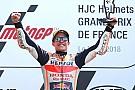 Triunfo de Márquez y podio de Rossi en Le Mans