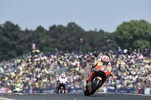 MotoGP Breaking news Marquez: Practice crash helped save my race