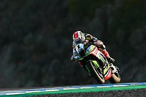 World Superbike Crónica de Carrera Rea logra su primer doblete en Jerez y Kawasaki gana el Mundial de constructores