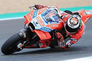 MotoGP Intervista Lorenzo: