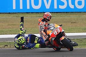 MotoGP Важливі новини Маркес про нову війну з Россі: Я взагалі не хвилююсь