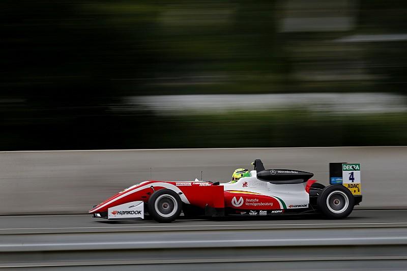 Євро Ф3 на Норісринзі: пік падіння Шумахера у Формулі 3