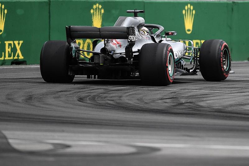 Mercedes привезла во Францию новый мотор, но по-прежнему в нем сомневается